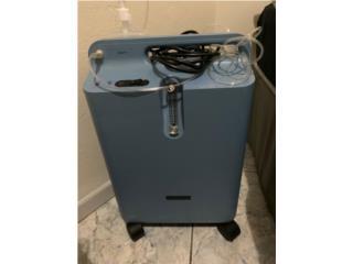Concentrador de oxígeno, Puerto Rico