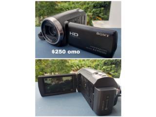 Camara de Video Sony Cx675 $250 omo, Puerto Rico
