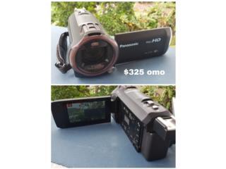 Camara de Video Panasonic HC-v770 $325 omo, Puerto Rico