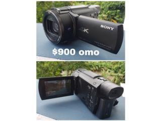 Camara de Video 4k Sony FDR-AX53 $900 omo, Puerto Rico