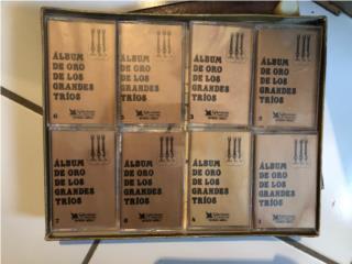 Set album de Oro de los Grandes Trios, Puerto Rico