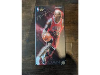 Michael Jordan Enterbay, Puerto Rico