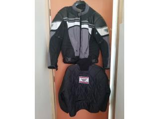 Jacket de motociclista high performance , Puerto Rico