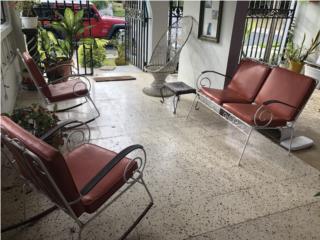Muebles de patio/balcón, Puerto Rico