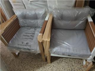 Set de Muebles de Patio, Puerto Rico
