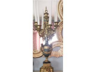 Set candelabro imperiales, Puerto Rico