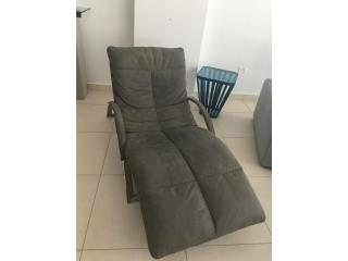 Chaise lounge chair silla , Puerto Rico
