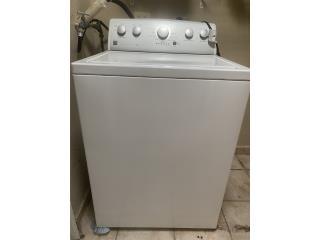 Lavadora Kenmore , solo 9 meses de uso ., Puerto Rico