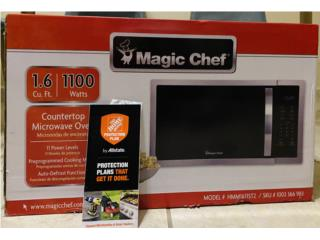 "Microhondas ""Magic Chef"" , Puerto Rico"