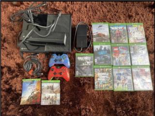 Xbox one , Puerto Rico