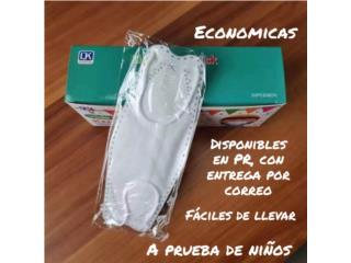 75¢ Mascarillas KN95 para niños, Puerto Rico