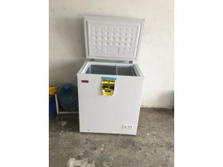 Freezer blanco 5cu. ft., Puerto Rico