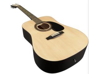 Guitarra Acústica Rogue RA-90 Dreadnought , Puerto Rico