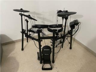 Bateria Roland V-Drums TD-17 KVX, Puerto Rico