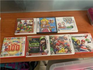 Juegos para 2DS/3DS, Puerto Rico