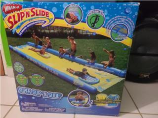 Slip  N' Slide ????????????, Puerto Rico