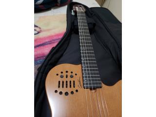 Guitarra Godin ACS SA Multiac, Puerto Rico