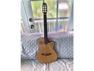 Guitarra Godin, Puerto Rico