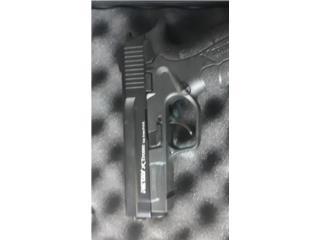 Pistola de salva , Puerto Rico