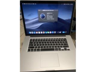 MacBook Pro retina protools10(waves,Autotone, Puerto Rico