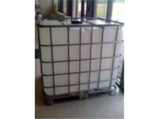 Cisterna 275 galones, Puerto Rico