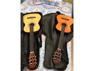 Guitarras, Puerto Rico