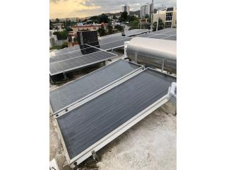 Calentador Solar 300, Puerto Rico