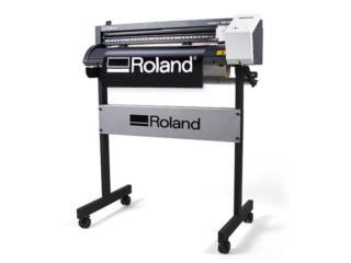 "Plotter Roland 24"", Puerto Rico"