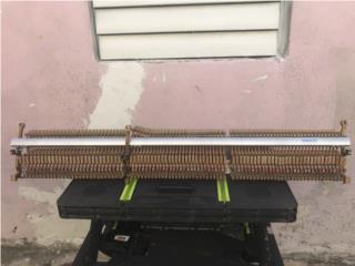 Armonia para piano pared, Puerto Rico