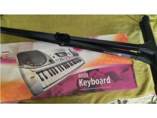 Keyboard con stand, Puerto Rico