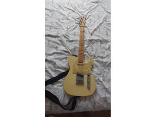 Guitarra Squier con Pickups Fender!, Puerto Rico