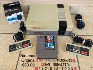 Nes/N64/Sega Genesis/, Puerto Rico