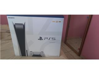 Playstation 5 consola video juego, Puerto Rico