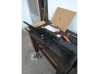 Rifles pcp, Puerto Rico