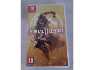 Mortal kombat 11 switch cambio, Puerto Rico