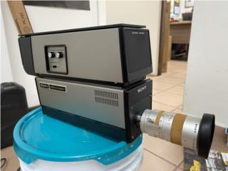 VINTAGE cámara Sony AVC-3260, Puerto Rico