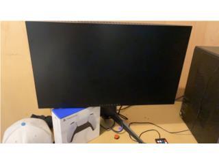 Alienware Monitor, Puerto Rico
