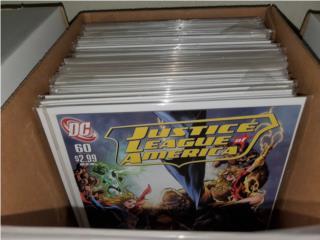 Lote De Comics (DC & Marvel), Puerto Rico