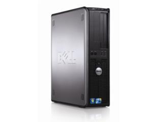 Optiplex 380 Intel Core 2 Duo 2.93Ghz, Puerto Rico