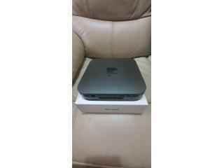 Mac Mini 2018 i7, 2 TB SSD, 32 GB RAM, Puerto Rico