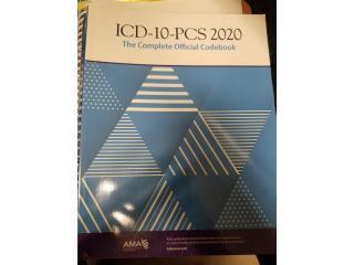 Libro ICD 10 PSC, Puerto Rico
