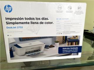 IMPRESORA-SCANNER HP DESKJET , Puerto Rico