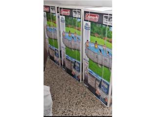 Piscinas disponible 16x10x48 , Puerto Rico