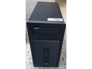 Computadora PC HP con Garantia & Office, Puerto Rico