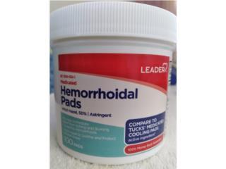 Pads Hemorroides, Puerto Rico