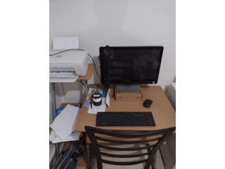 Una computadora computadora por favor, Puerto Rico