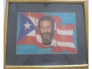Cuadros de salseros, Puerto Rico