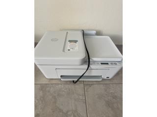 Impresora HP deskjet plus 4152, Puerto Rico