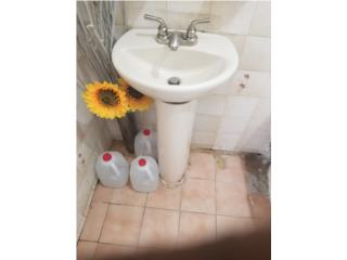 lavamano como nuevo, Puerto Rico