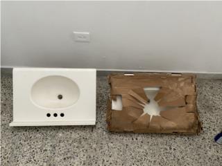 2 lavamanos (baño) $80 los dos, Puerto Rico